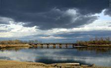Курумкан. Река Баргузин
