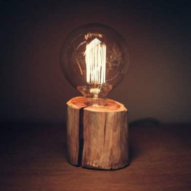 """Ламповые светильники от студии """"BREVNO"""""""