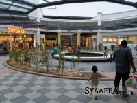 Syaafea Tour di FreePort A'Famosa Outlet