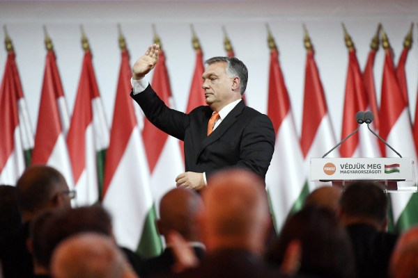Fidesz party congress reelects Viktor Orbán as party chair ...