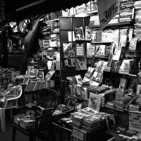 Street BOOK Store