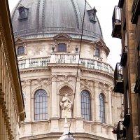 Up the Bazilika