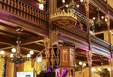 The Synagogue Budapest