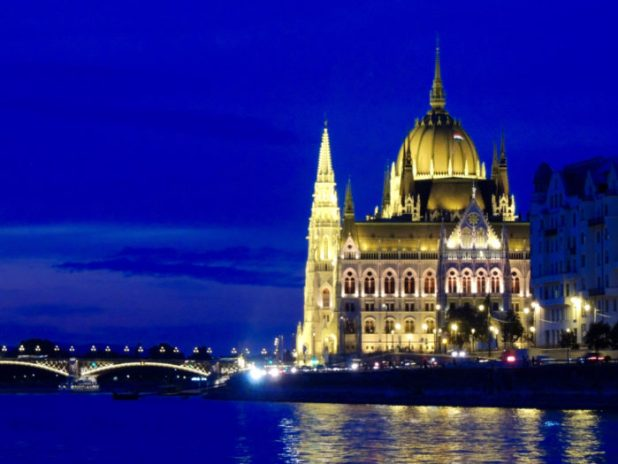 Budapest Dinner Cruise Tickets