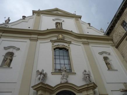 kosciol franciszkanow w Budapeszcie