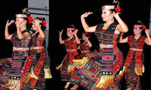 Tarian Daerah Sumatera Utara