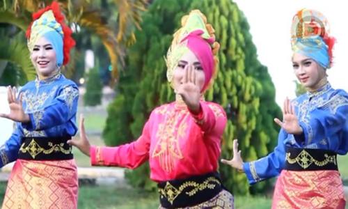 Tarian Khas Aceh