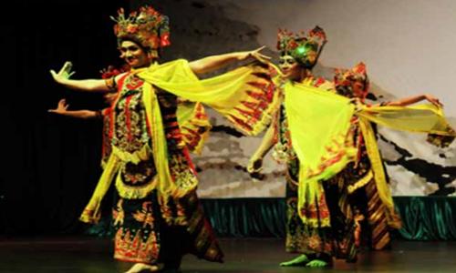 Nama Tarian Jawa Timur