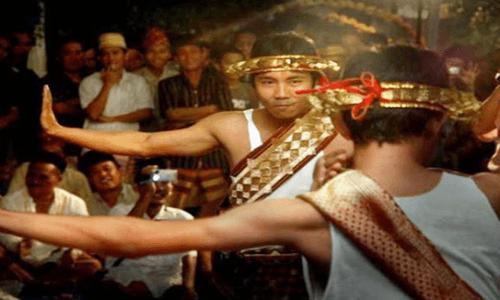 Tarian Tradisional Lampung