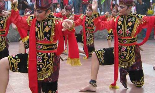 Tarian Khas Jawa Timur