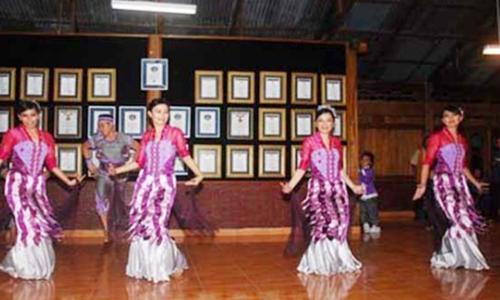 tarian tradisional sulawesi utara