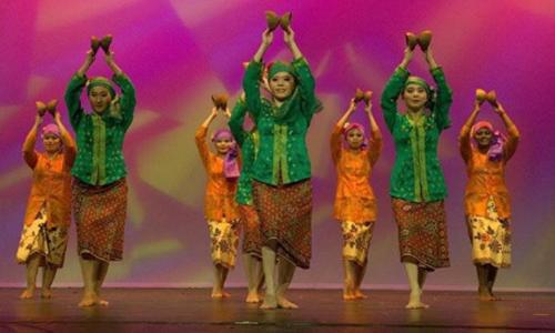 Tarian Dari Sumatera Barat