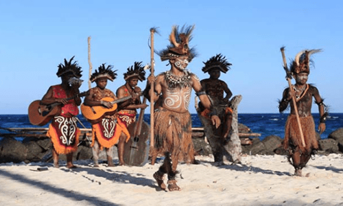 Tari Adat Papua
