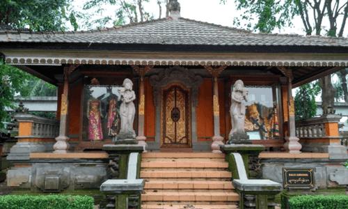 gambar rumah adat bali