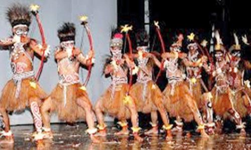 tari tradisional papua barat