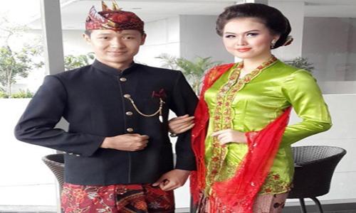 pakaian adat Jawa Timur modern