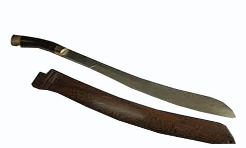 tabel senjata tradisional 34 provinsi