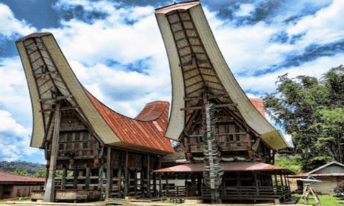 34 Rumah Adat Di Indonesia Gambar Nama Dan Penjelasannya