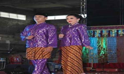 pakaian adat Kalimantan utara