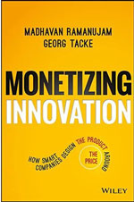 Monetizing Innovation Book Cover
