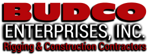 BUDCO Enterprises, Inc. Rigging & Construction Contractors