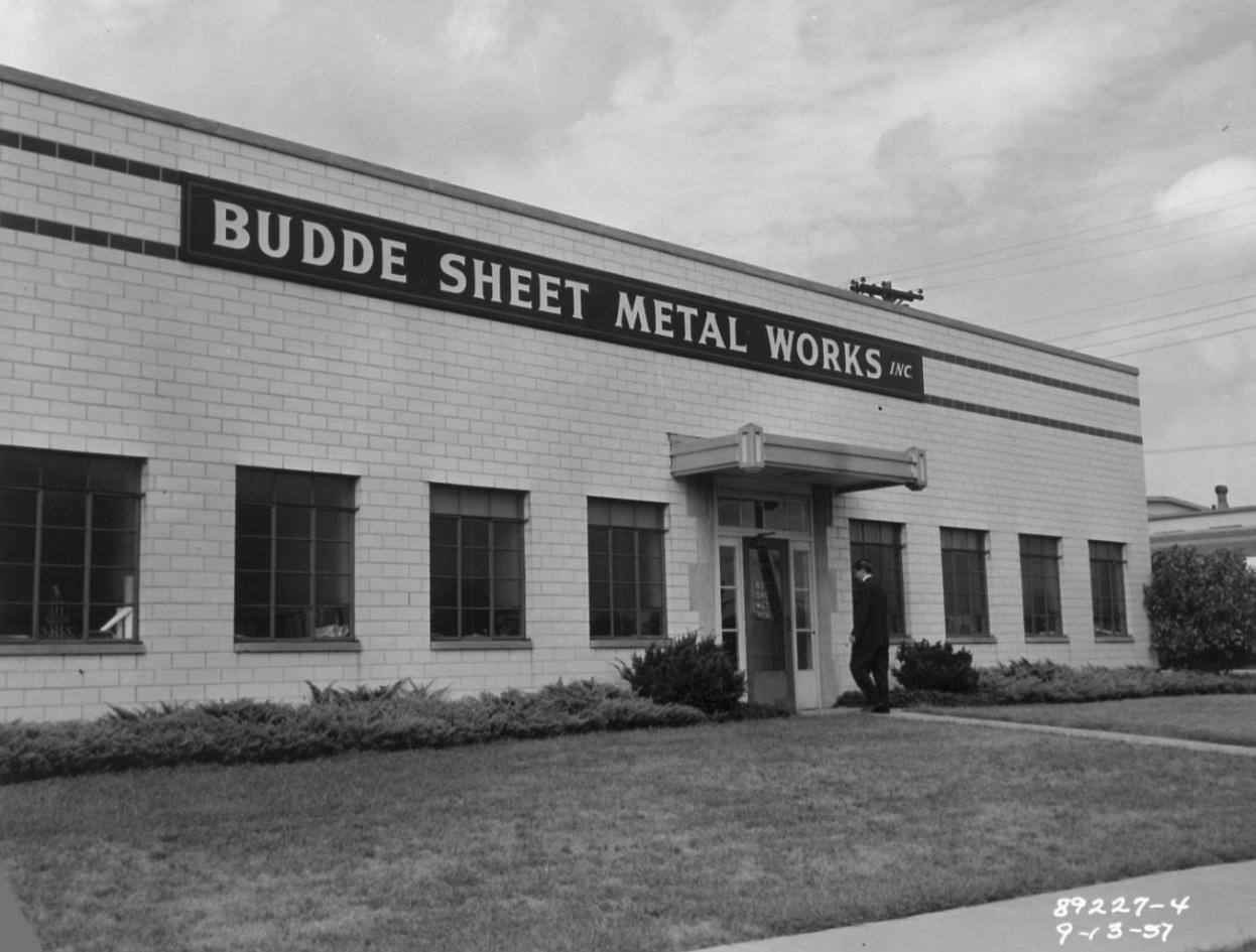 About Budde Sheet Metal Works