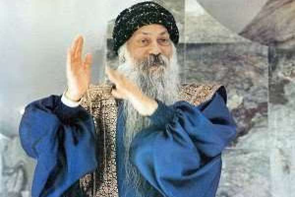 Osho's dancing hands...