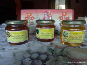 Slovenian honey