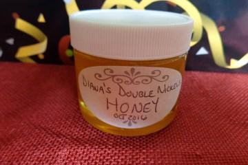 Diana's Double Nickels Honey