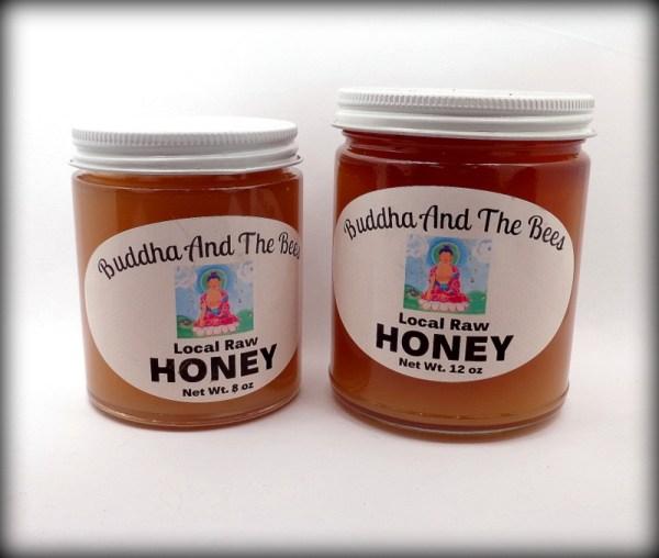 Buddha And The Bees Bottled Honey