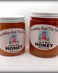 Buddha And The Bees Bottled Honey