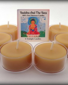 Buddha And The Bees Tealights Large Cup