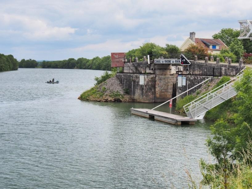 DAY 16… Verdun-sur-le-Doubs to Orchamps