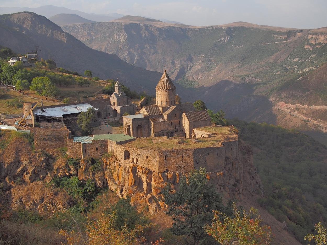 STAGE FOUR Kutaisi to Tabriz