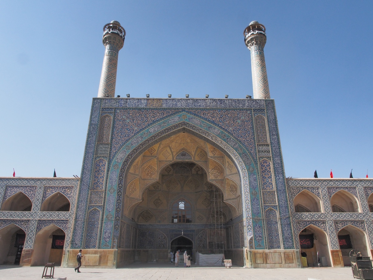 STAGE FIVE Riding Across Iran