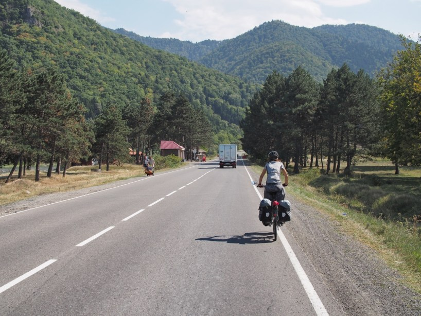 DAY 02… Kitskhi to Borjomi