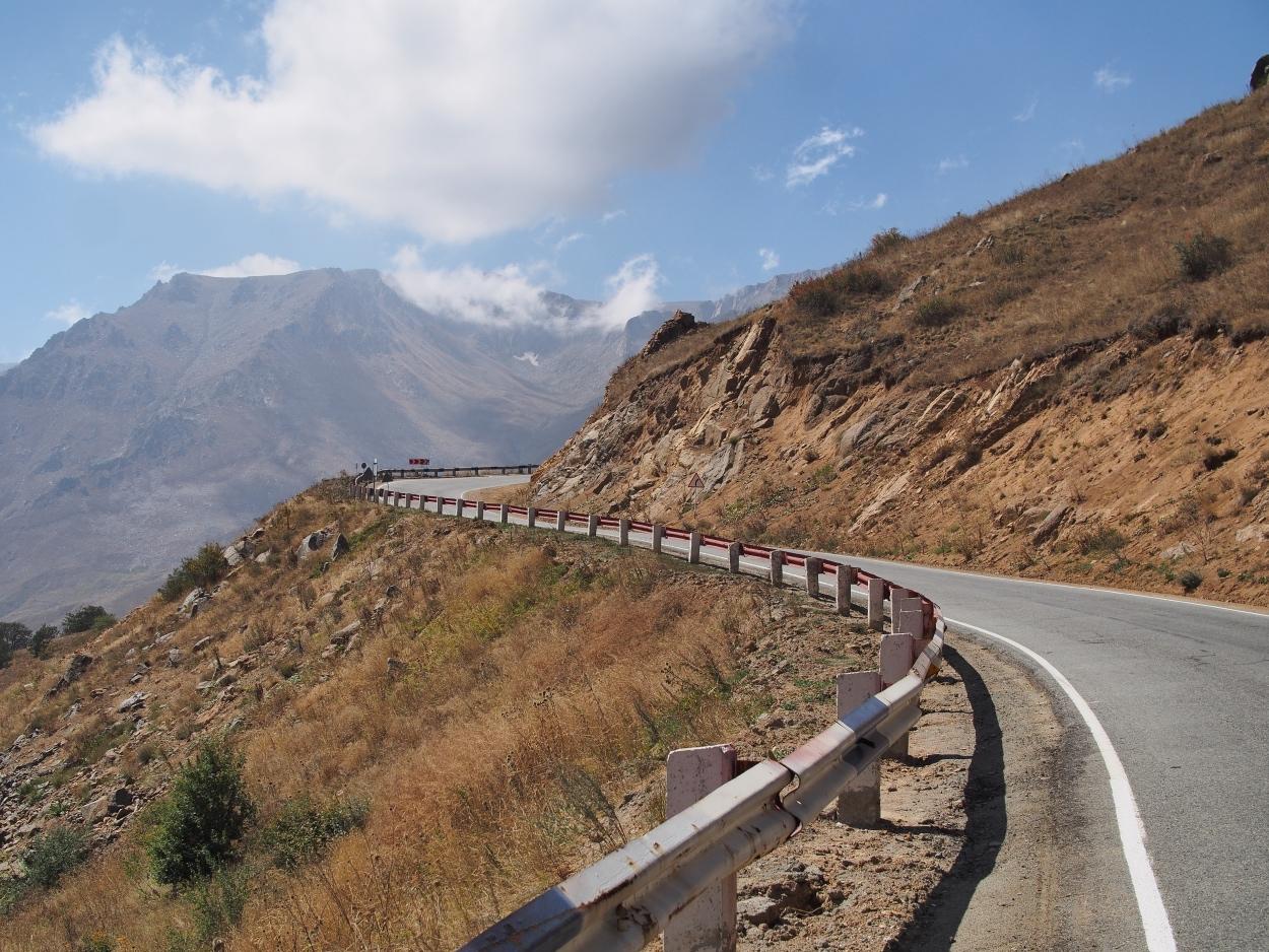 DAY 15… Kapan to Meghri  River valley (near Vank)