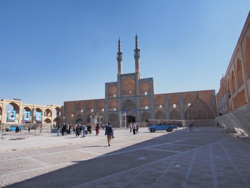 DAY 17… Yazd