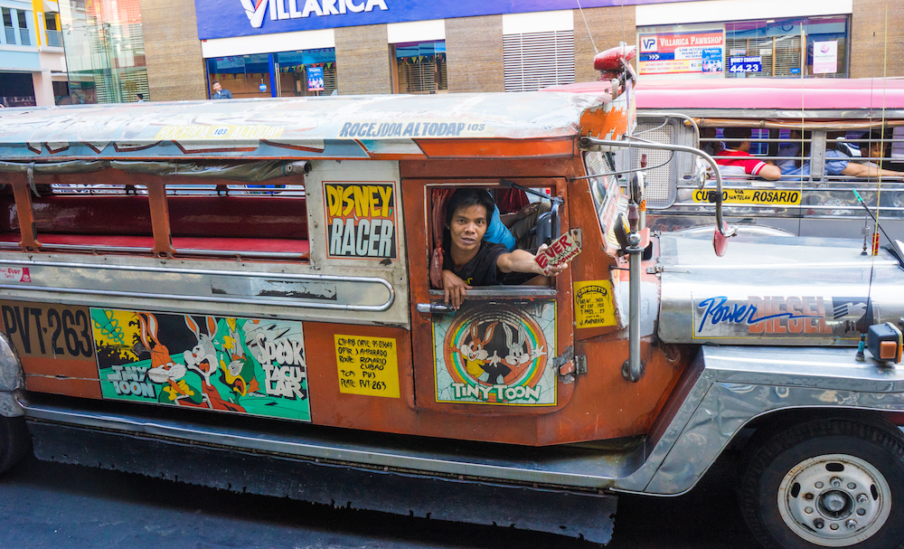Manila-Jeepneys-Cubao-traffic-travel-philippines-vintage-buddha-drinks-fanta-jenny-adams-04129