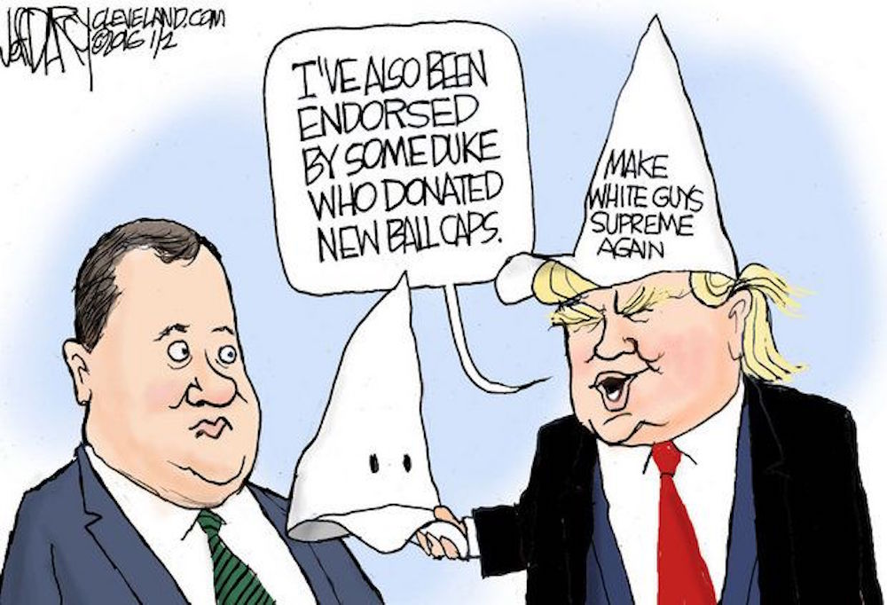 ku klux klan versus neo nazis Us president donald trump has denounced white supremacists, neo-nazis and the ku klux klan (kkk) as un-american and promised swift justice against those responsible for the death of a counter-protester in charlottesville, virginia.