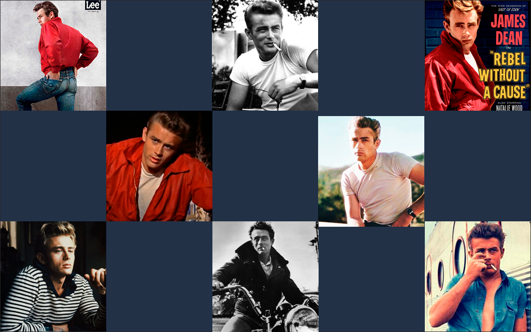 James Dean The Greatest Denim Jeans Icon