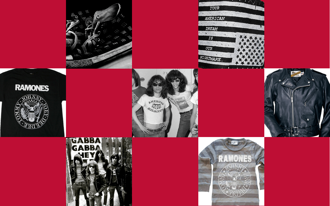 The Ramones Fashion Lookbooks And Denim Icons