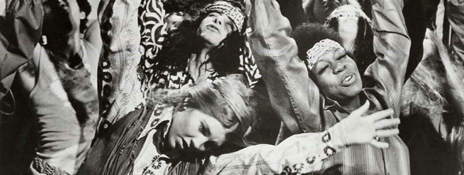 The 1970's Hippies' Youth Culture And Fashion Lookbooks