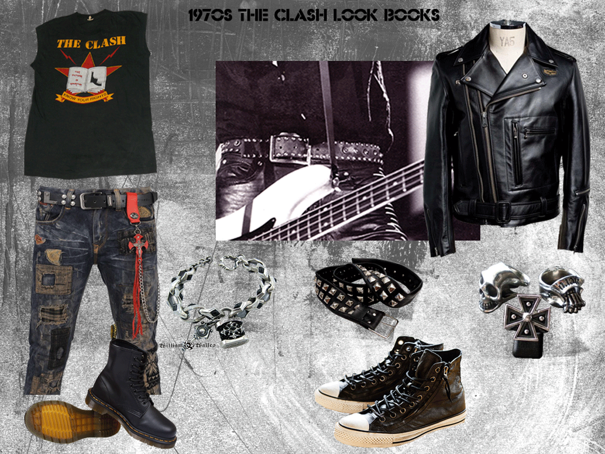 the-clash-fashion-look-books-1970-one