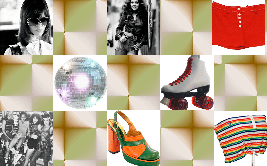 The 1970's Disco Fashion Lookbooks. The epitome of all that's wrong with western civilization