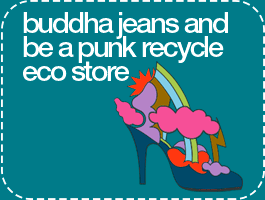 Be a Punk Recycle! Remade Fashion Store