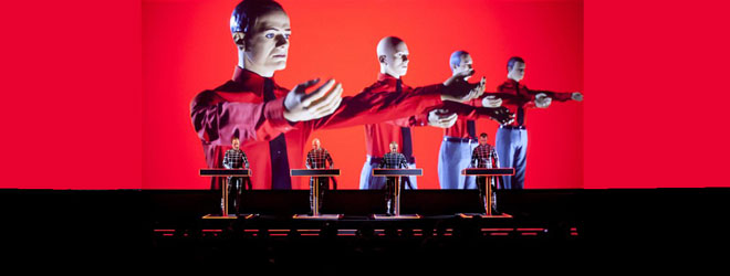 Kraftwerk changed music youth culture and fashion