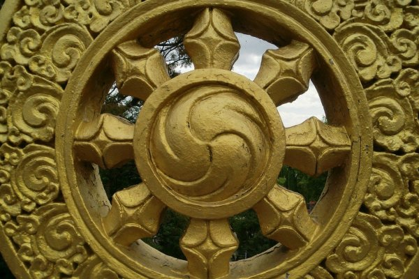 What are 15 main Buddhist symbols and meanings?