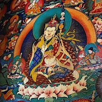Guru Rinpoche's advice for visualizing the deity: a how-to from Padmasambhava with advice from today's teachers (with video how-to)