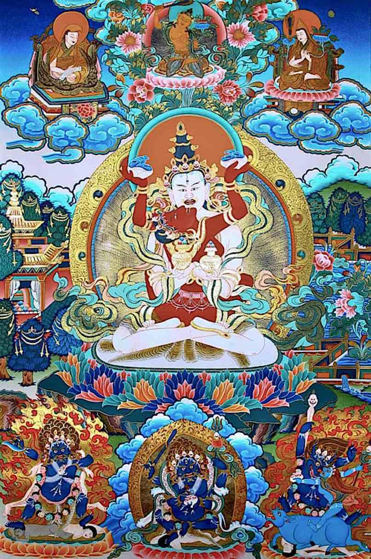 Highest Yoga Tantra Deities | Wajiyoga co